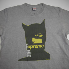 Supreme Catwoman Box Logo Tee (XL / USED)