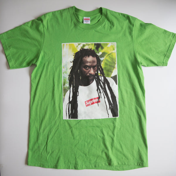Supreme Buju Banton Tee (Medium / USED)