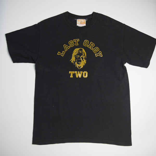 Bape x Undercover NOWHERE Last Orgy Two Tee (Medium / USED)