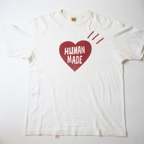 Human Made Heart Tee (Large / USED)