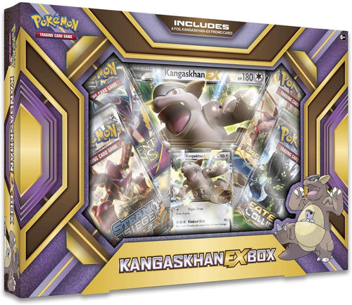 Pokemon Kangaskhan EX Collection Box 2016 (NEW)