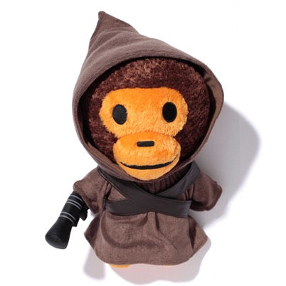 Bape Baby Milo x Star Wars Plush Toy (USED)
