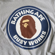 Bape Busy Works Hoodie (Small / USED)