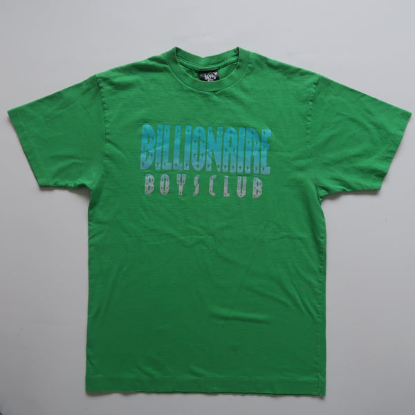 Billionaire Boys Club Logo Tee Green (Large / Used)