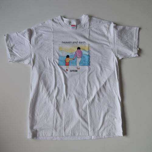 Supreme Heaven And Earth Tee (Large / NEW)