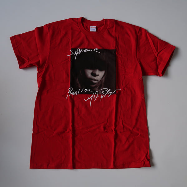 Supreme Mary J. Blige Tee Red (Large / NEW)