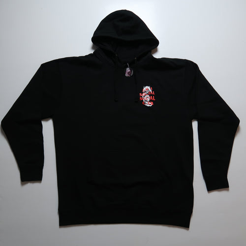 Anti Social Social Club Dragon Hoodie (2XL / NEW)