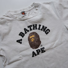 Bape Kids College Tee (130cm / USED)