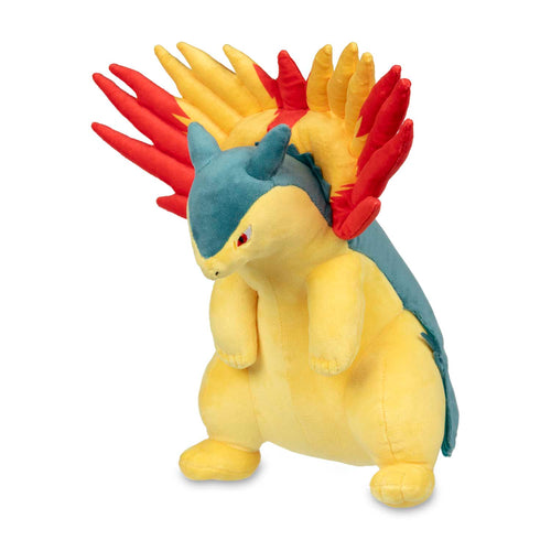 Typhlosion Pokemon Centre Japan Plush Large (MINT)