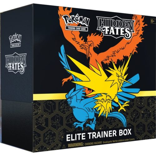 Pokemon Hidden Fates Elite Trainer Box (MINT)
