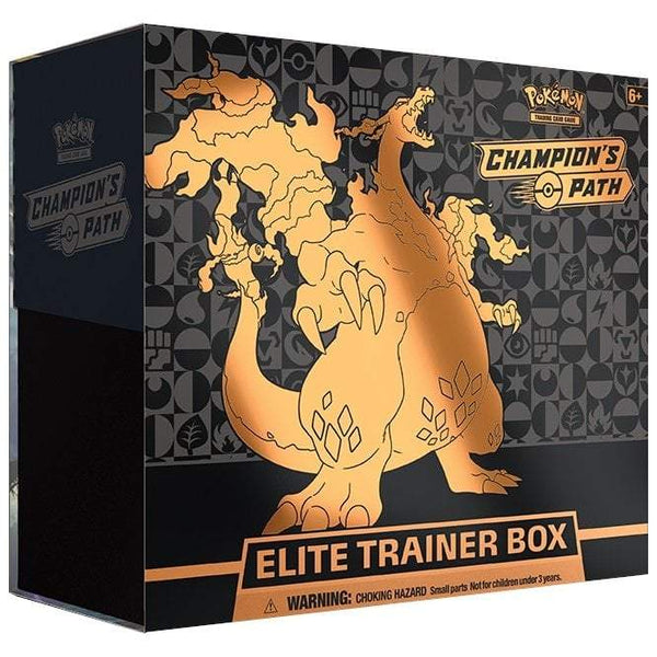 Pokemon - Champion's Path - Elite Trainer Box (MINT)