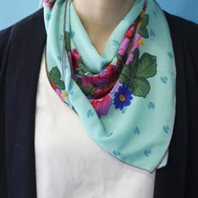MINI MINT PIRUQHIAT SCARF