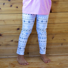 ARCTIC CROSS-STITCH NUTARAQ LEGGINGS