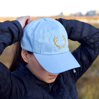 NAGJUK DAD CAP (LIGHT BLUE)