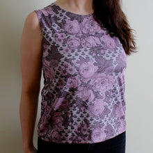 SMOKEY LILAC PIRUQHIAT TOP