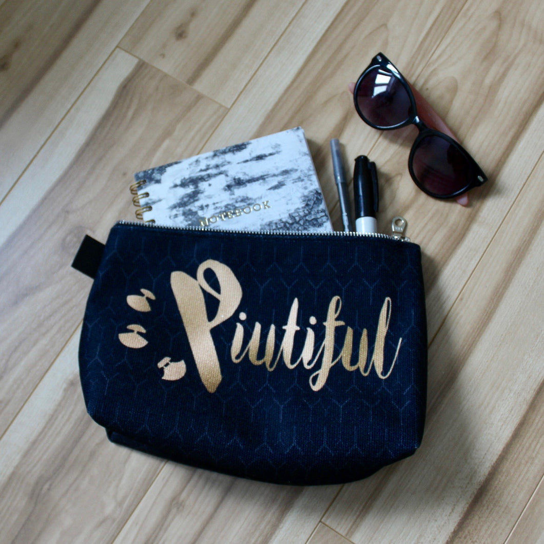 PIUTIFUL 2.0 BAG (BLACK)