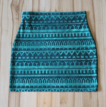 SERPENTINE KAKINNIIT SKIRT