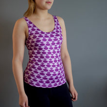 PURPLE ULUIT TOP