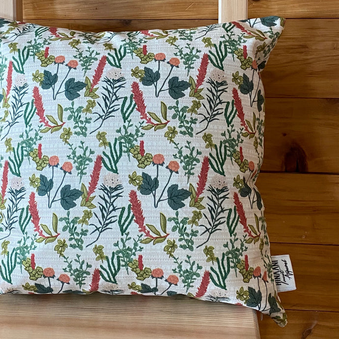 REVERSIBLE AUJAQ CUSHION COVER