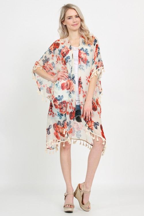 4580ca628 Ivory Floral Kimono – Summer Matters Boutique