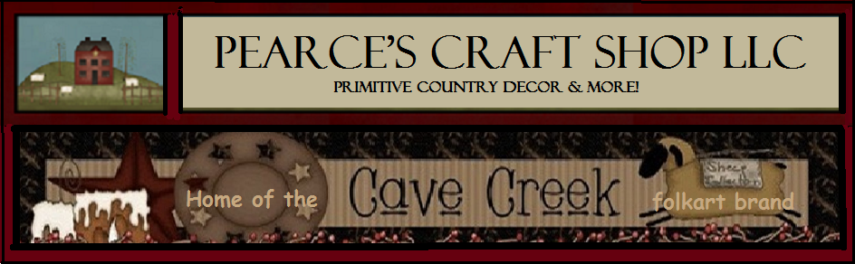 Pearce's Craft Shop LLC
