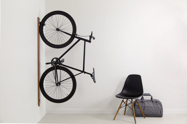 Vertical Bike RACK - Simple, Stylish & Secure