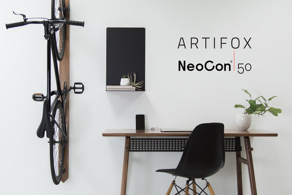 ARTIFOX Exhibiting at NeoCon 50
