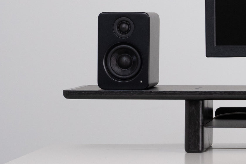 Black Lift with Speaker and Monitor - ARTIFOX