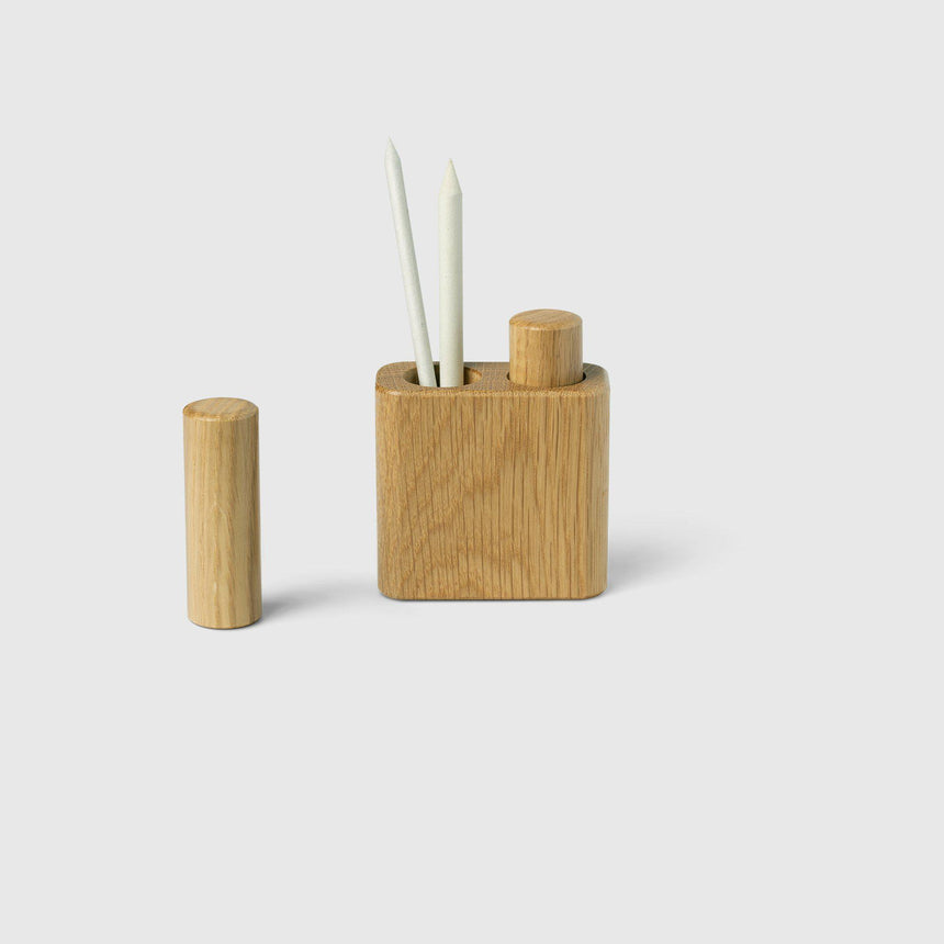 Mini Pegs - White Oak