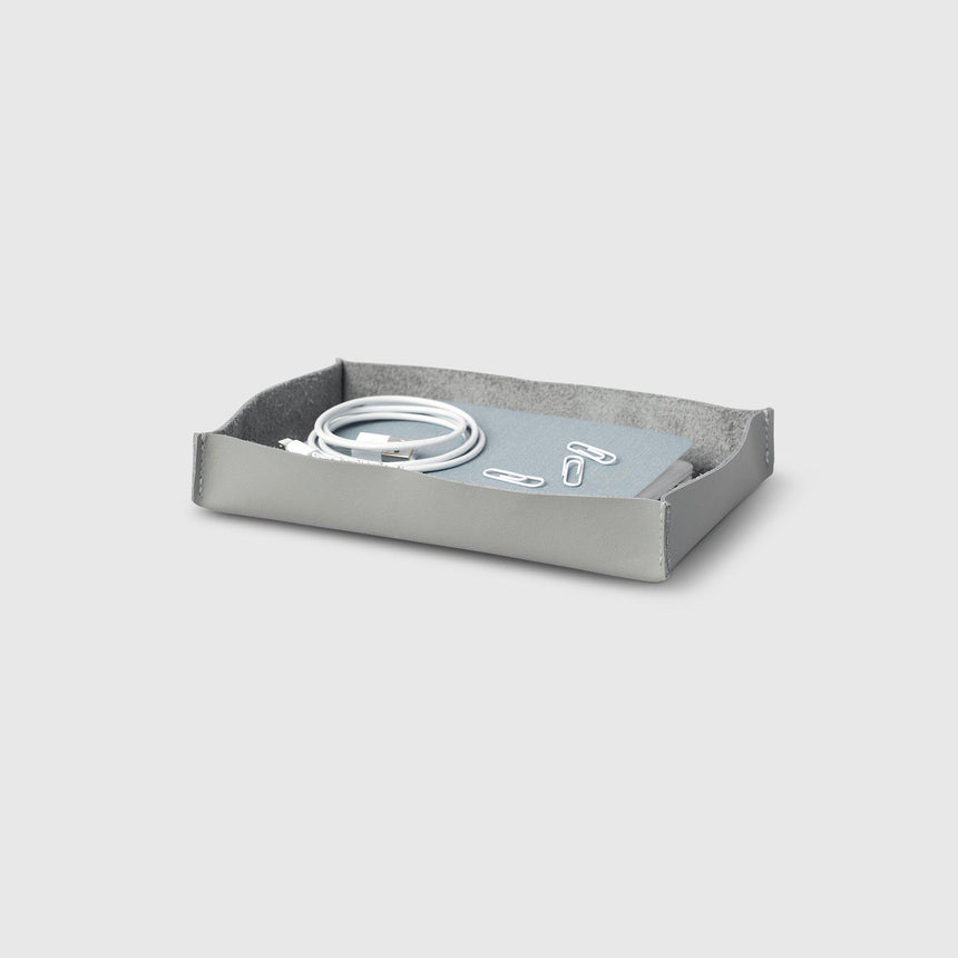 Valet Tray - Gray