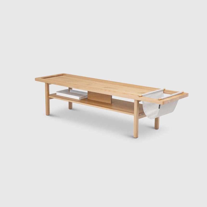 Bench - White Oak