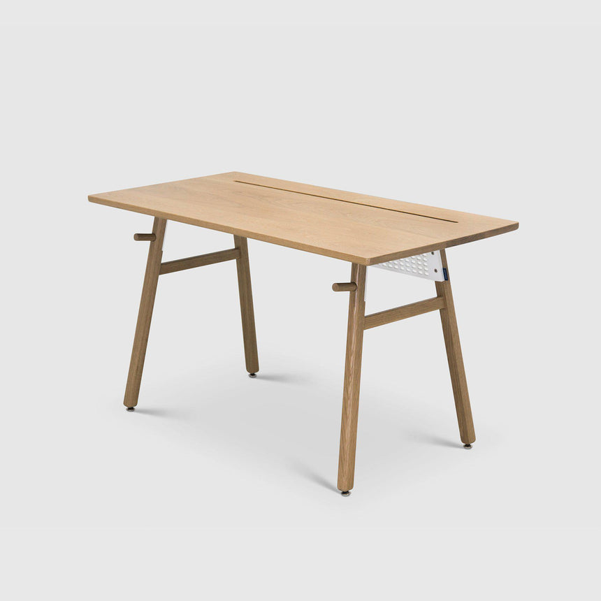 Desk - White Oak