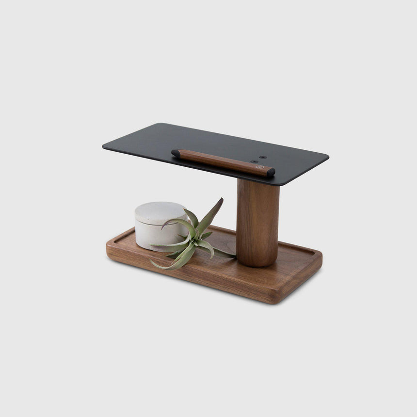 Small Stand - Walnut