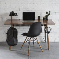 Desk - Walnut-A R T I F O X