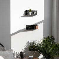 Mini Shelf - Black-A R T I F O X