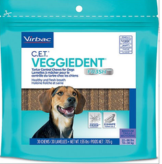 What to Give Your Dog to Help Clean Their Teeth | A list of Virbac CET Dental Chews | Bubu Brands
