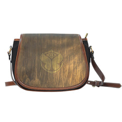Tomorrowland Gold Saddlebag - Freakybox