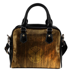 Tomorrowland Gold Handbag - Freakybox
