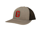 Greenville 'G' Grey/Black