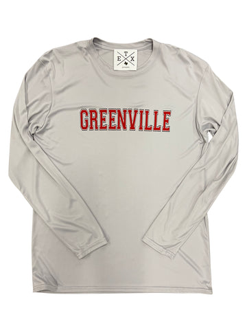 Greenville Grey Longsleeve