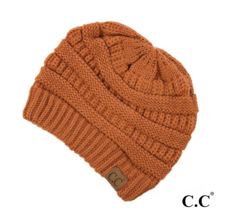 CC Beanie Adults (more colors available)