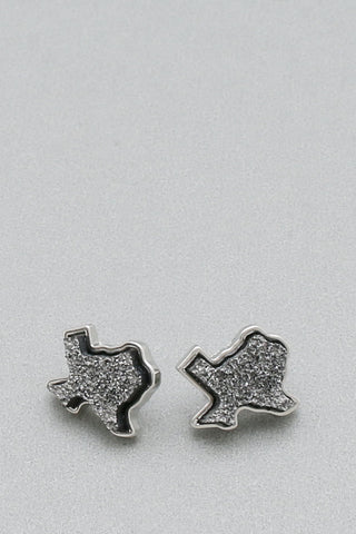 Texas Studs Silver