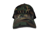 Camo Mama(more thread colors available)