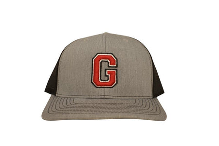 Greenville 'G' Youth Grey/Black