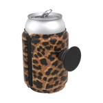 Leopard PopThirst Can Holder
