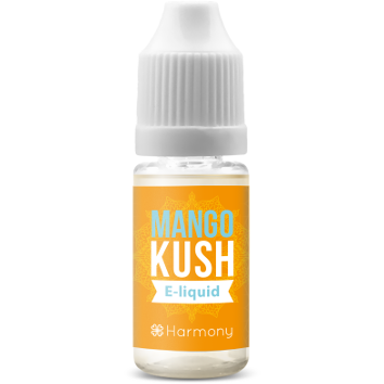eLiquid Mango Kush CBD 100mg