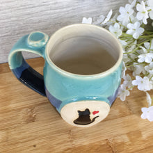 Cat Lover's Stoneware Mug