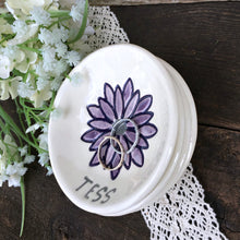 Daisy Do Personalized Ring & Trinket Dish - Say Your Piece!