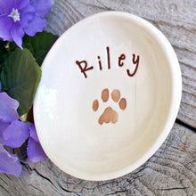 Personalized Pet Memorial Remembrance Dish - Say Your Piece!