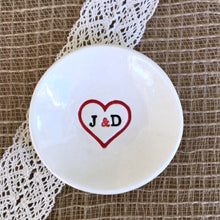 You and Me Romantic Ring Dish - Say Your Piece!